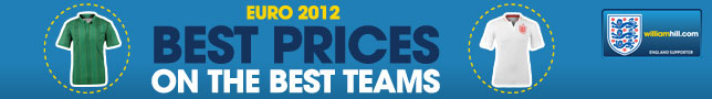 William Hill Euro 2012 Banner